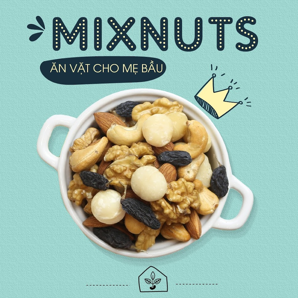 [A36] Tiết lộ bí quyết chọn đồ ăn vặt giàu dinh dưỡng  cho Mẹ Bầu