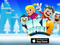 Download Ski Safari 2 MOD APK 1.5.0.1176 Unlimited Money gold coins Terbaru