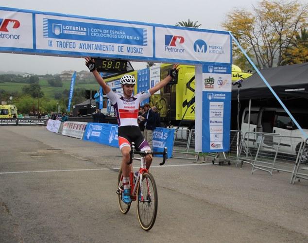 IX Trofeo de Ciclocros de Muskiz