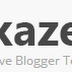 Free Download Template Blogger Responsive 'Zikazev Blue'