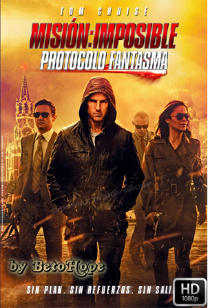 Mision Imposible 4: Protocolo Fantasma [2011] [Latino-Ingles] HD 1080P [Google Drive] GloboTV