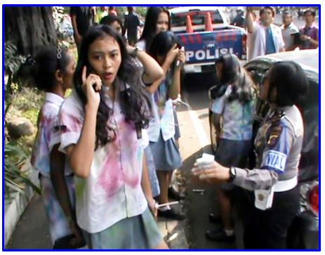"""""""SONYA"""", Gadis SMU yang Ngaku Anak Jendral Arman Daupari yang Bikin HEBOH!"""