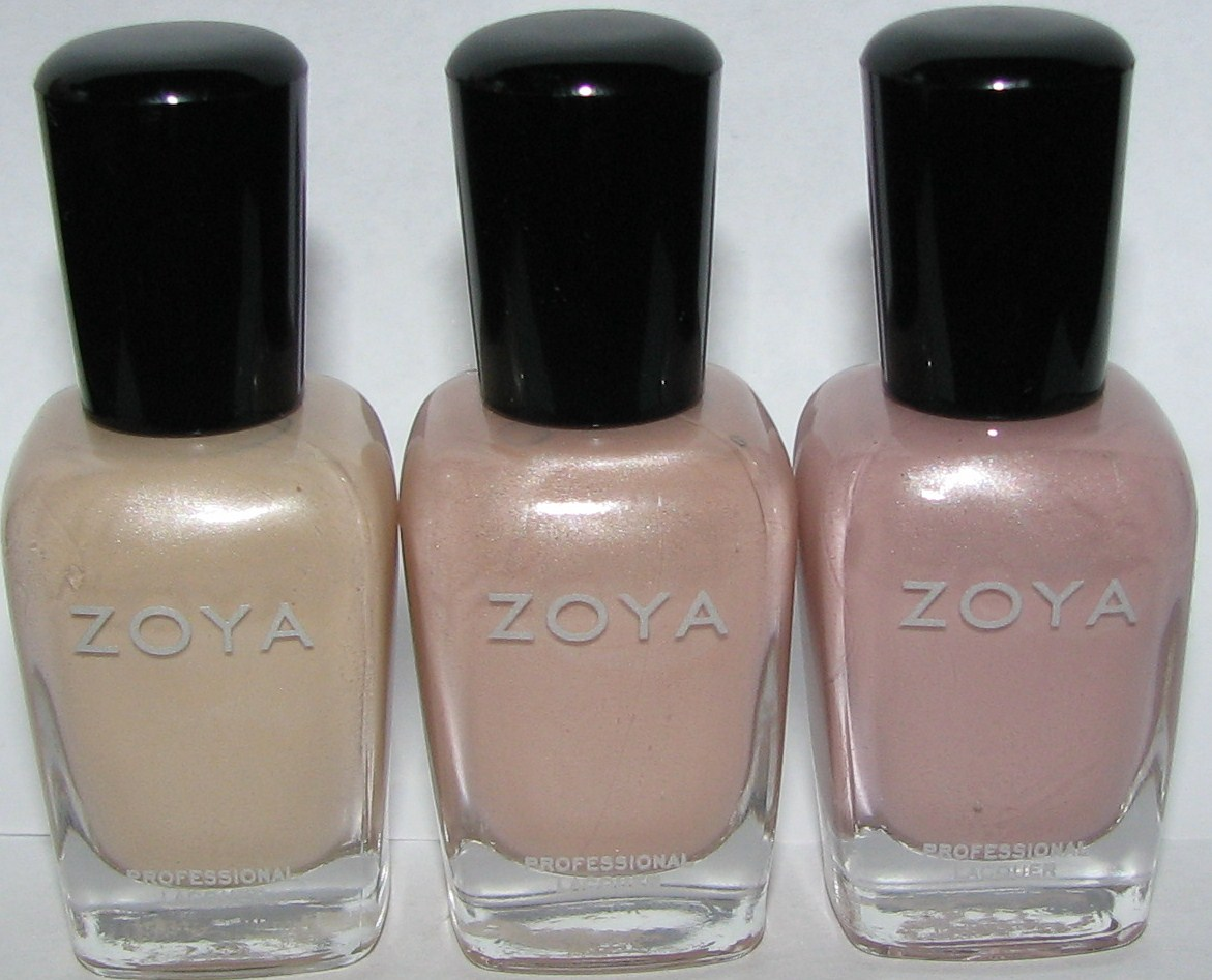 Zoya Touch Collection Minka Shay Pandora Nail Polish Swatches Amp Review Blushing Noir