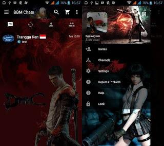 BBM MOD Devil May Cry Mix v3.0.0.18 terbaru