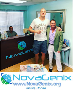 PRP therapy discussions in Jupiter with NovaGenix on the Fight Strength Podcast BJJ MMA fighters and UFC