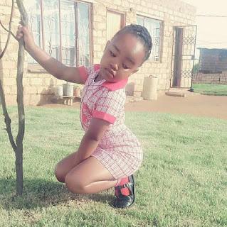 "Photo of a little girl striking a ""disturbing"" pose ignites debate among women"
