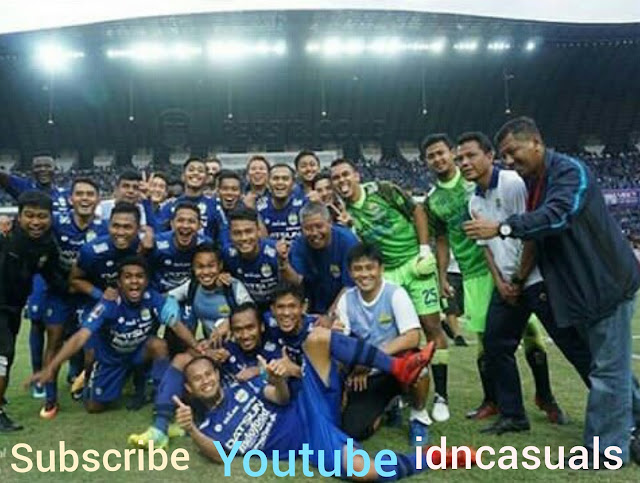 Daftar Pemain Persib Bandung Untuk Liga 1 2018
