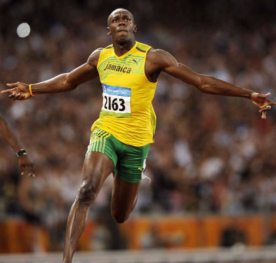 People  usain bolt