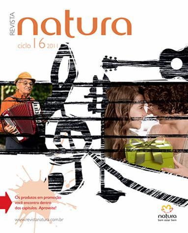 Revista Natura Ciclo 16/2011