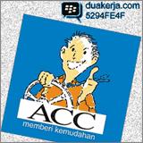 Lowongan Kerja PT Astra Credit Companies (ACC) Terbaru di Januari 2015