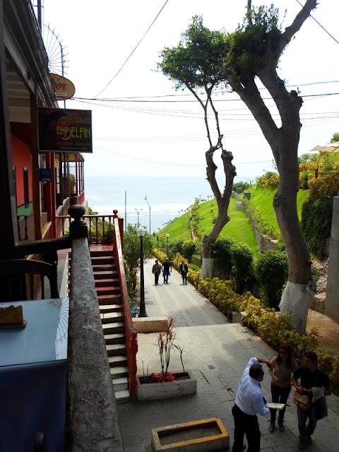 Bajada a Baños, Barranco, Lima