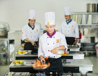 Nghề Bếp ngoài kỹ năng chuyên môn cần có tâm huyết và đam mê