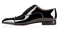 Siyah rugan ayakkabı erkek