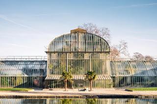 La serre du jardin botanique