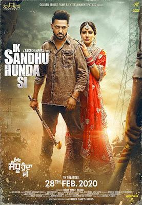 Ik Sandhu Hunda Si 2020 Punjabi Pre-DVDRip 300Mb x264