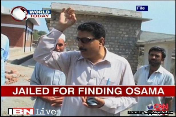 Doktor Shakil Afridi - Osama Bin Laden