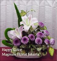 Bunga Krisan Pompon Jakarta