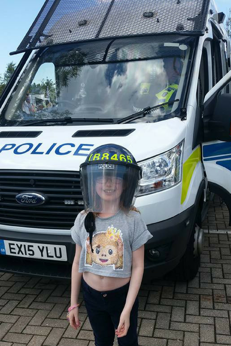 Save the Date - FREE Northumbria Police Family Fun Day including FREE Park & Ride