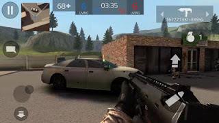 Forward Assault 1.1020 Apk Mod (Unlimited Equipments + Radar hack)