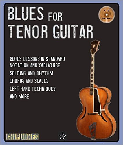 Humble Baritonics: Chip Jones || Blues for Tenor Guitar