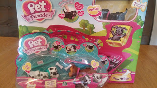 Pet Parade play world