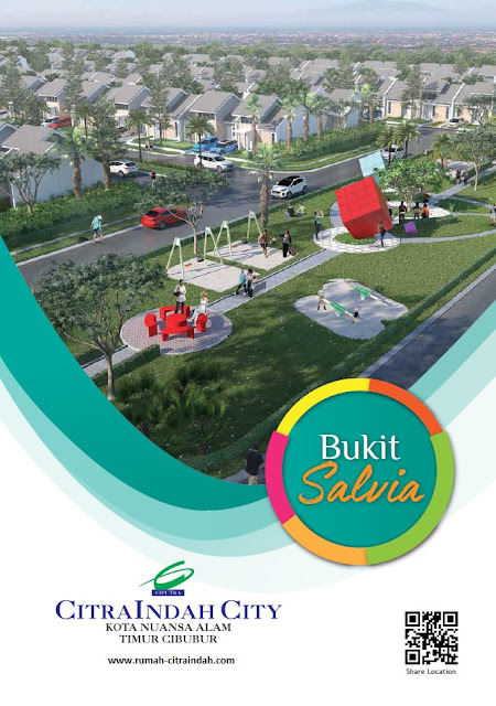 Brosur Cluster Bukit Salvia Citra Indah City