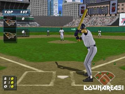All Star Baseball 97 Featuring Frank Thomas PSX