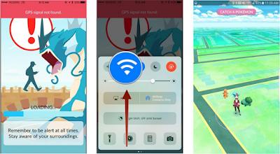 5 Cara Mengatasi GPS Error GPS Signal Not Found Pada Game Pokemon GO