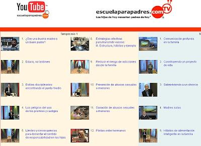 http://www.escuelaparapadres.com/v2/video.html