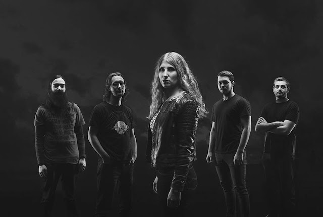 Infernal Outcry, Female Fronted Progressive Death Metal Band from Australia, Infernal Outcry Female Fronted Progressive Death Metal Band from Australia