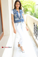 Telugu Actress Lavanya Tripathi Latest Pos in Denim Jeans and Jacket  0076.JPG