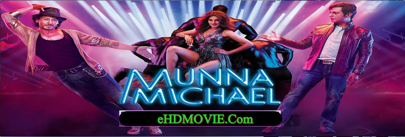 Munna Michael 2017 Full Movie Hindi 720p - HEVC - 480p ORG BRRip 400MB - 600MB - 1GB ESubs Free Download