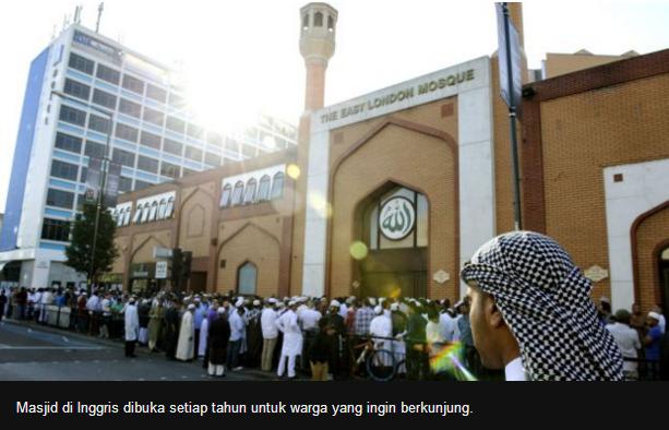 Mesjid di Inggris