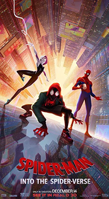 Download Spiderman Into The Spider Verse In Hindi