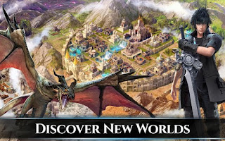 Final Fantasy XV A New Empire Apk