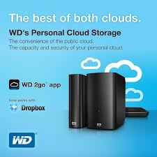 WD 2go app