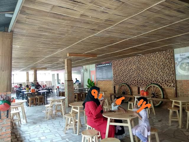 kafe jambu marina