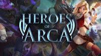 Heores Of Arca Apk Free + Mod Skill terbaru