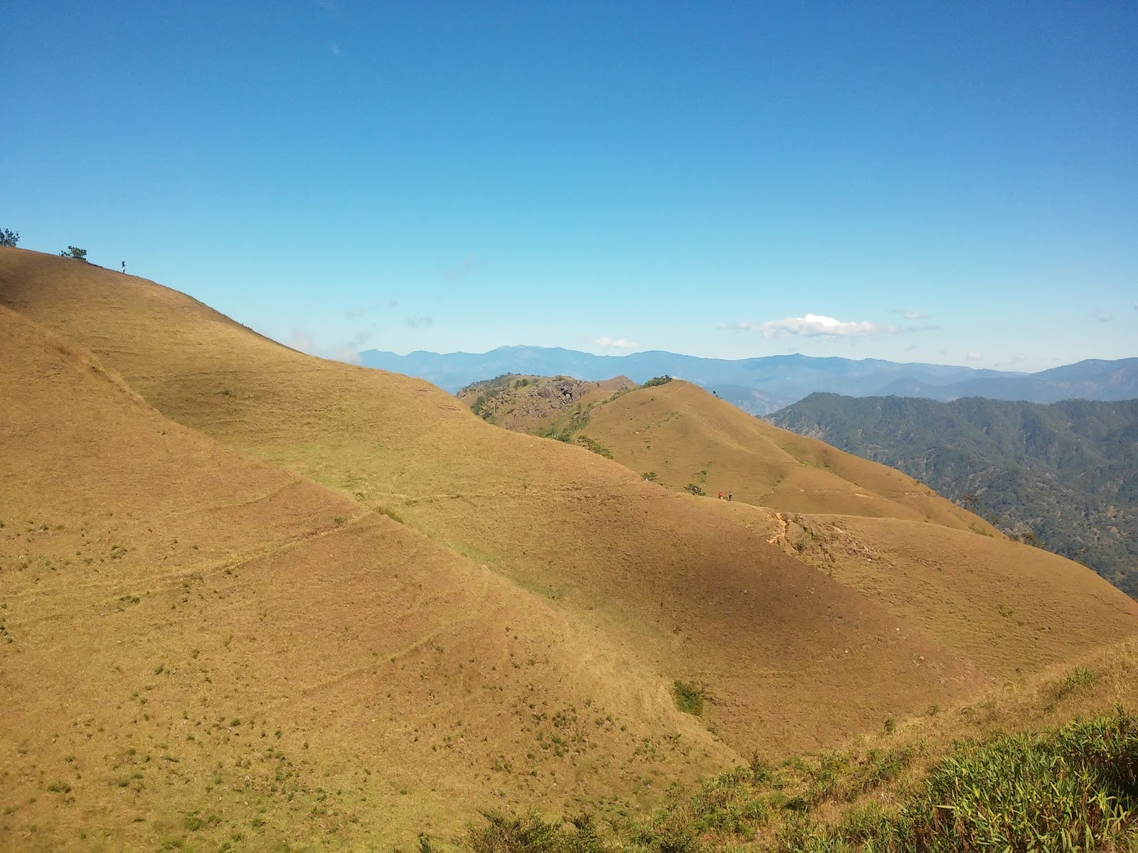 Ambunao Paoay Grasslands - Mt. Ulap