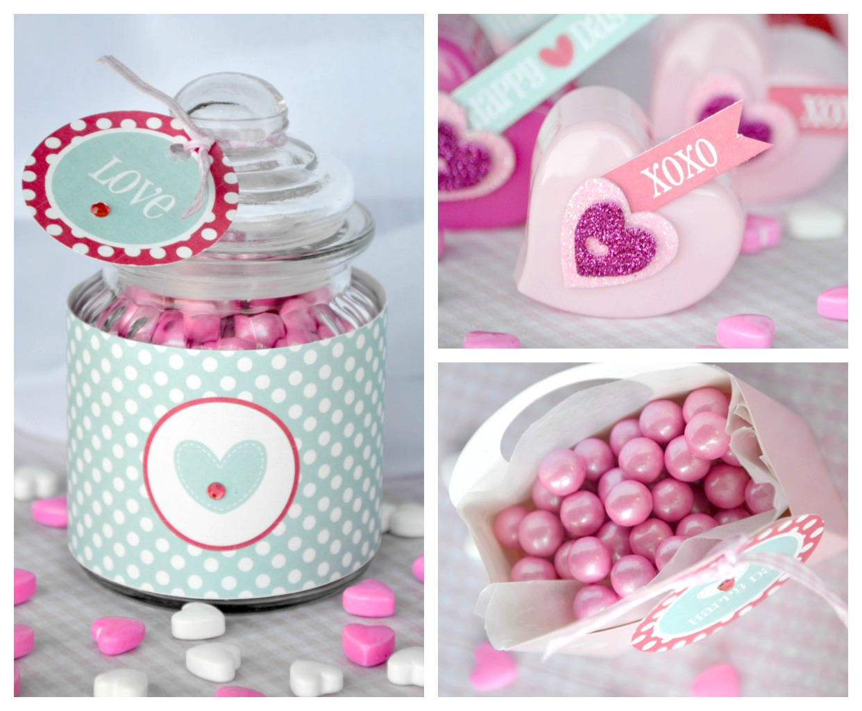 Crissy S Crafts Dollar Tree Valentine Favor Ideas