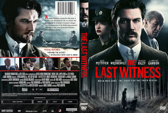 The Last Witness DVD Cover