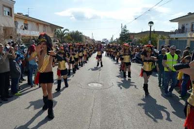 Disfres'Arts amb Atrezzo, Carnaval 2017 Sant Jaume dels Domenys