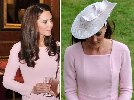 Kate Middleton | Palácio de Buckingham | Tea Party