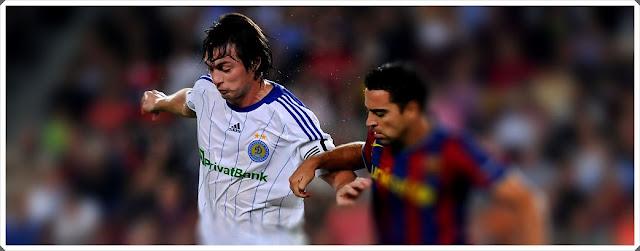 Artem Milevskiy Dynamo Kiev