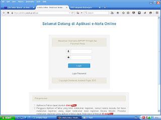Langkah-langkah Menggunakan Aplikasi E-Faktur (Cara
