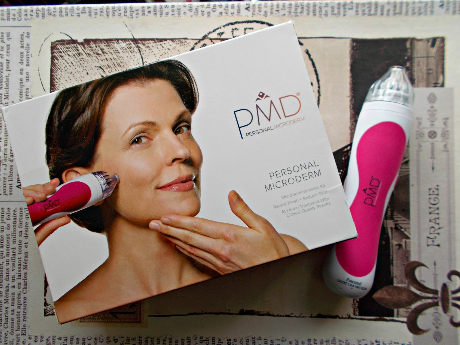 PMD Personal Microderm microbermabrasion at home review