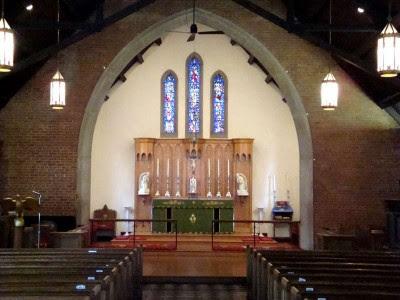 Gereja Episkopal St Luke di USA