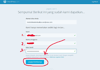 Cara Membuat Blog Di Wordpress.com 2015