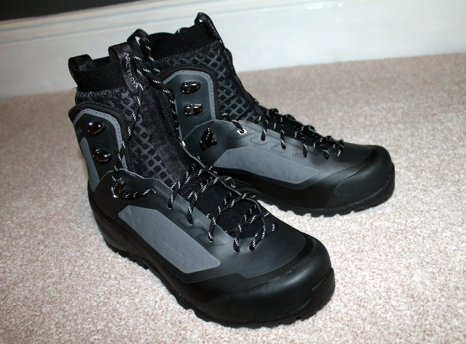 fdbb1ac0a0 All The Gear But No Idea: First Look: Arc'teryx Bora Mid GTX Hiking Boot