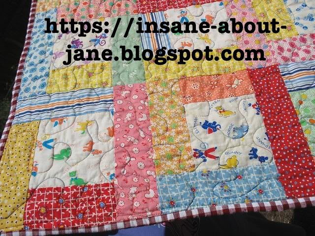My Quilting Blog